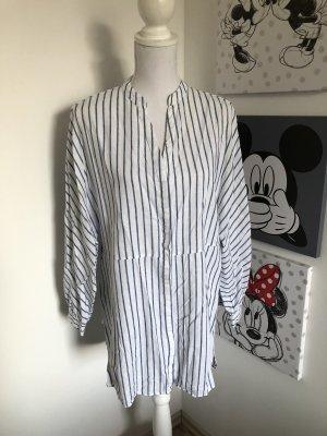 Zara Lange blouse veelkleurig