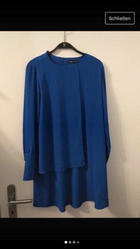 Longbluse Blau