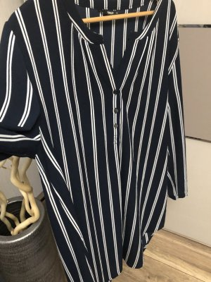 Longbluse gestreift Only