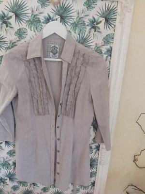 Longbluse Hemdbluse Bluse
