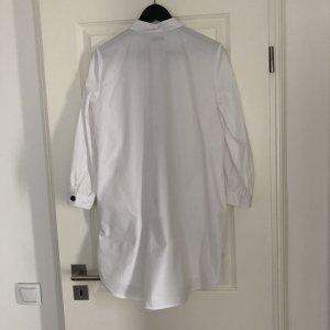 Longbluse , Kleid von Reserved  , weiß  , Gr.40