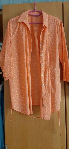 C&A Long Blouse light orange