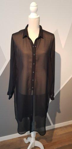 Tom Tailor Denim Blouse Dress black