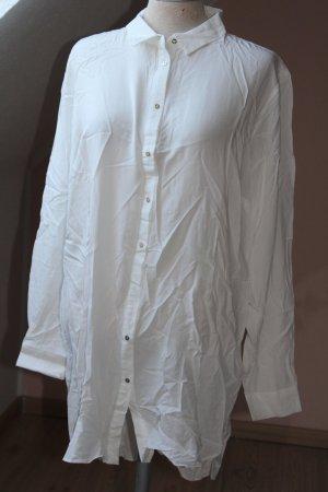 New Look Lange blouse wit Viscose