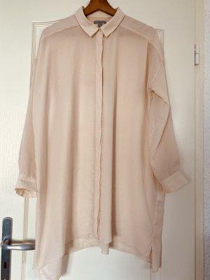 COS Lange blouse veelkleurig