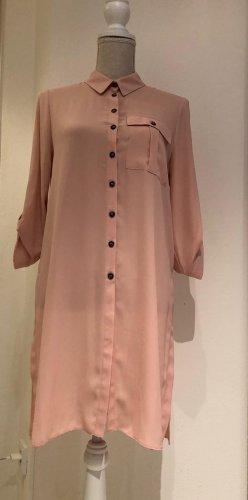Dorothy Perkins Lange blouse rosé-stoffig roze