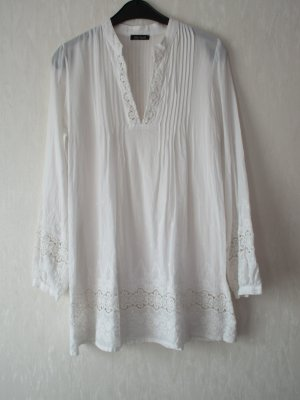 Monari Blusa larga blanco