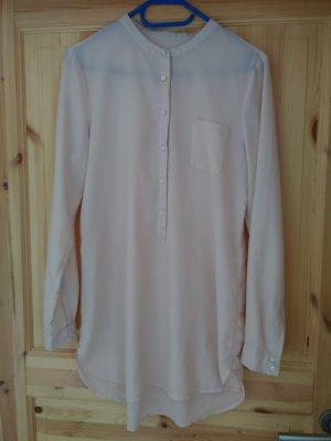 Opus Lange blouse lichtroze