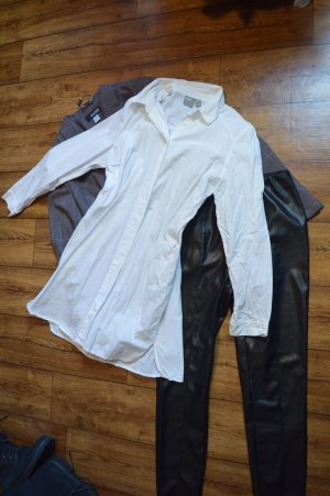 Longbluse weiss Gr. 40 asos