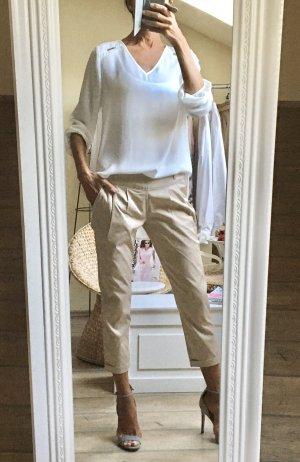Yessica Camicetta lunga bianco