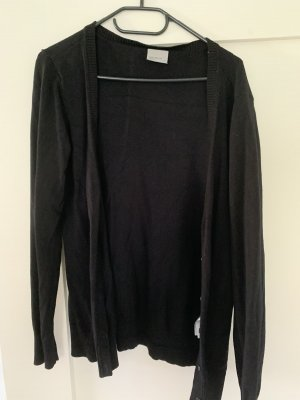 Vero Moda Knitted Cardigan black