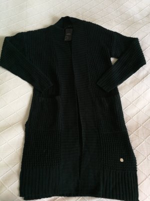 Only Coarse Knitted Jacket dark green