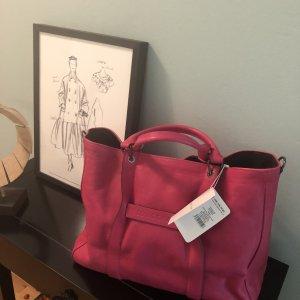 Longchamp 3D Kalbsleder-Tasche - der Klassiker, hier in pink