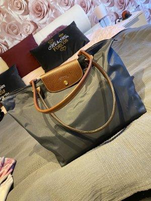 Longchamp Handbag light brown-grey