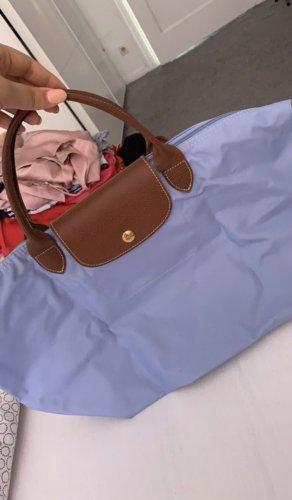 Longchamp Babyblau