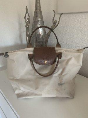 Longchamp Handbag natural white