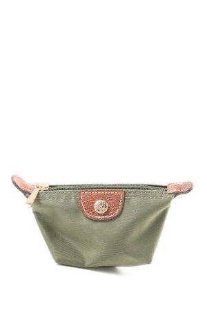 Longchamp Geldbörse braun Casual-Look