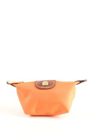 Longchamp Geldbörse hellorange Casual-Look