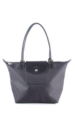 Longchamp Handtasche blau Casual-Look