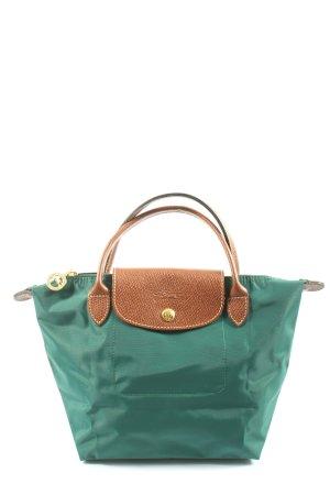 """Longchamp Handtasche """"Type """"S"""""""" grün"""