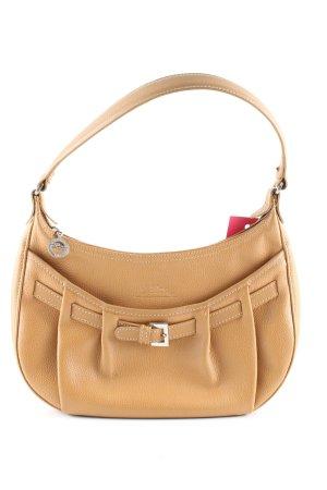 Longchamp Handtasche wollweiß Business-Look