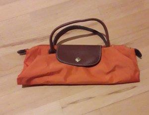 Longchamp Draagtas oranje