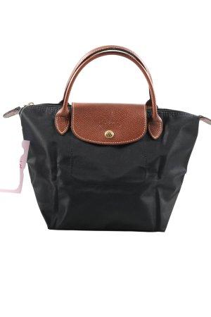 Longchamp Handtasche schwarz Casual-Look