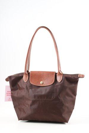 """Longchamp Handtasche """"Type """"Shopping"""""""" braun"""