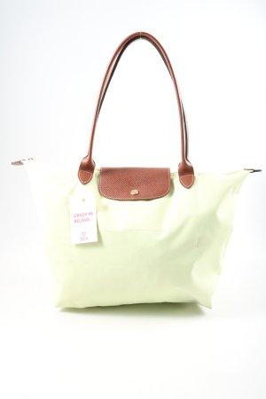 Longchamp Handtas bruin-sleutelbloem zakelijke stijl