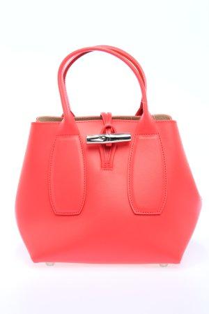 Longchamp Handtasche rot Casual-Look