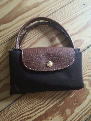 Longchamp Handbag dark brown
