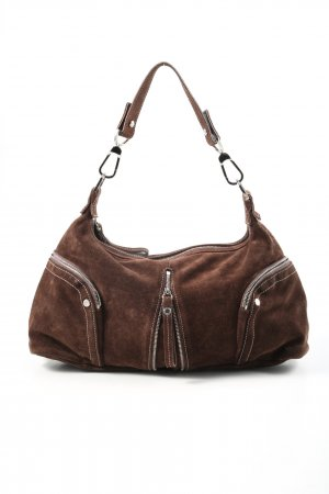 Longchamp Handtasche braun Casual-Look
