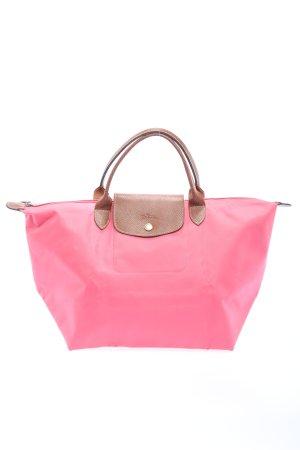 Longchamp Handtasche pink Elegant