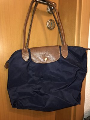 Longchamp Handtasche dunkelblau