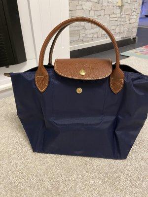 Longchamp Handtasche Dunkelblau Neu