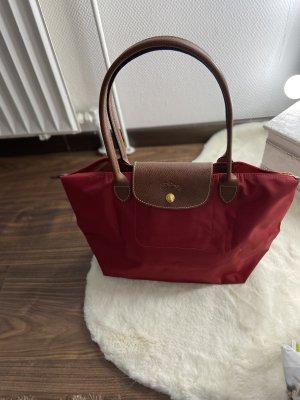 Longchamp Handtasche Rot Neu