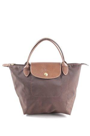 Longchamp Henkeltasche mehrfarbig Casual-Look
