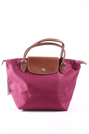Longchamp Henkeltasche pink Casual-Look