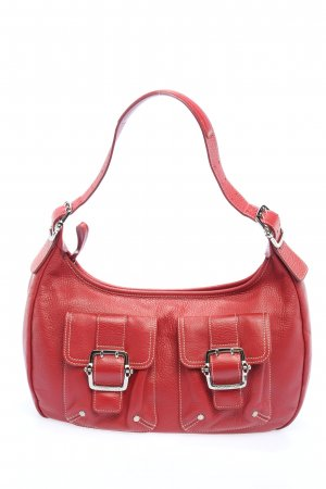 Longchamp Henkeltasche rot Casual-Look