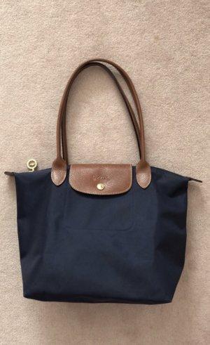 Longchamp in dunkelblau