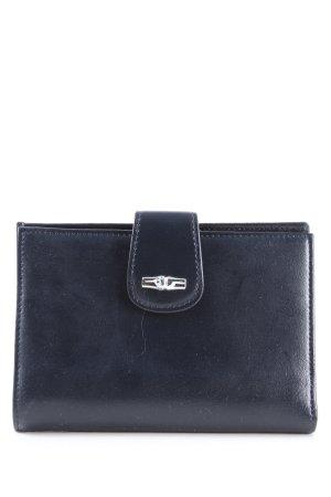 Longchamp Porte-cartes bleu style d'affaires