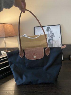 Longchamp Klassiker in schwarz Größe S