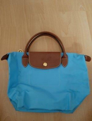 Longchamp klein hellblau