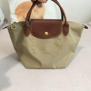 Longchamp Kleine Handtasche schöne klassische Farbe