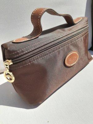 Longchamp Minitasje donkerbruin