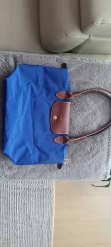 Longchamp Le Pliage Blau