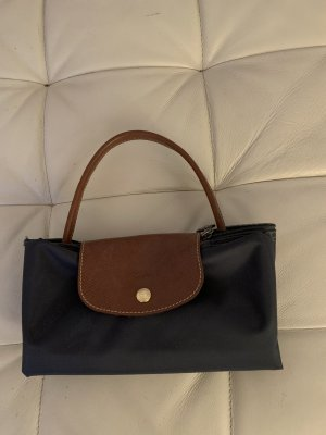 Longchamp le pliage, groß, taubenblau
