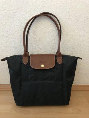 Longchamp le Pliage Handtasche Grau