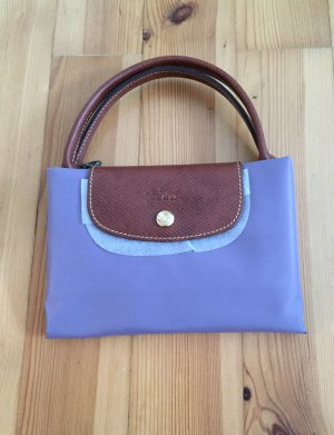 Longchamp Le Pliage in flieder