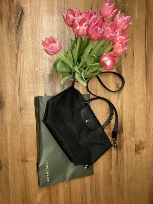 Longchamp le pliage néo schwarz